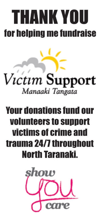 Victim Support Fundraiser
